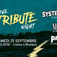 Live Tribute Night